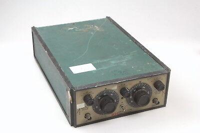 Krohn-hite 3550 Channel Variable Filter