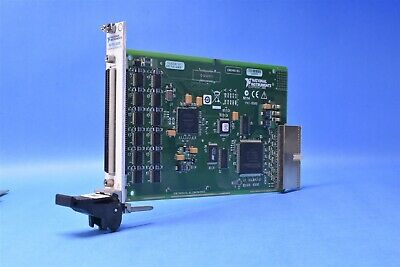 National Instruments N114 Board Pxi-6509 96-channel 5v Ttlcmos 24 Ma Pxi