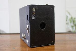 Antique Vintage Eastman Kodak No.2A Model C Box Brownie Camera Sydney City Inner Sydney Preview