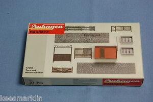 Auhagen-12-256-Gates-and-House-accessories-Un-build-KIT-HO