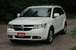 2010 Dodge Journey SXT 7 Passenger | V6 | CERTIFIED