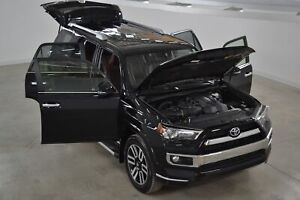 2016 Toyota 4Runner Limited GPS*Cuir Brun*Toit Ouvrant*