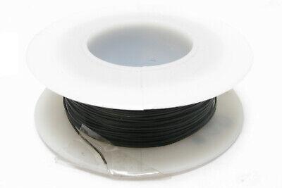 Kynar Wire Wrap Wire 28awg 100ft Black
