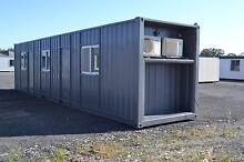 40 foot Sea Container Lunchroom/Offices HURRY ONLY 1 LEFT Hopeland Serpentine Area Preview