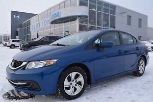 2014 Honda Civic LX/ CRUISE/BLUETOOTH