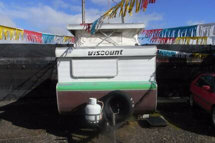 viscount 15 ft caravan 4 berth with annexe Morwell Latrobe Valley Preview