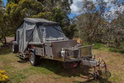 """Cub Brumby off road camper with over $3,000 extras"""""""