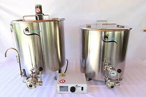 BRAUFOX  BF-80L  BEER BREWERY WITH ELECTRONIC MASHAUTOMATIC Bunbury Bunbury Area Preview