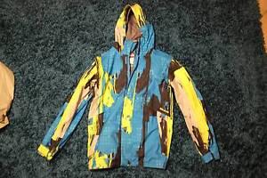 Mens Quiksilver Ski + Snowboard jacket XL Leeming Melville Area Preview