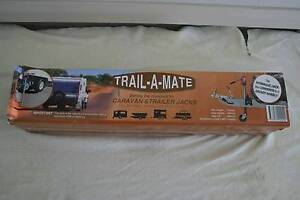 TRAIL-A - MATE Hydraulic Jack/Jockey Wheel Cameron Park Lake Macquarie Area Preview
