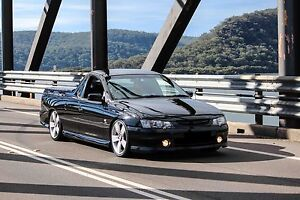 2004 Holden Commodore Ute Chatswood Willoughby Area Preview