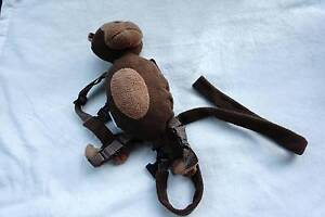 Harness Buddy Barry the Chimp Baby Leash Yarraville Maribyrnong Area Preview