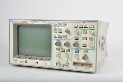 Hp Agilent Keysight 54645d 2-channel 100mhz Mixed Signal Oscilloscope As-is