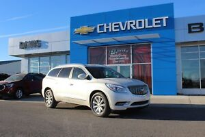 2014 Buick Enclave Premium DVD, SEATS 7, GREAT FAMILY VEHICLE!