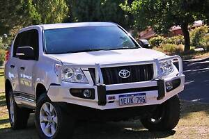 2010 Toyota Landcruiser Prado GX150 Manual 4x4 immaculate conditi Carlisle Victoria Park Area Preview