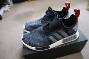 ADIDAS NMD R1 GLITCH US 10 (USED) Goulburn Goulburn City Preview