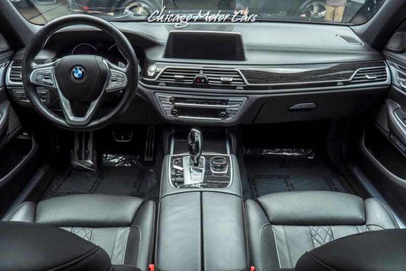 Image 8 Voiture Européenne d'occasion BMW 7-Series 2018
