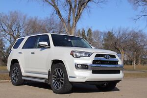2016 Toyota 4Runner Limited 5 Seats