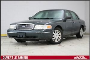 2003 Ford Crown Victoria LX 4.6L V8  ABS