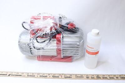 Kozyvacu Ta500 Hvacauto Ac Refrigerant 2 Stage Rotary Vane Vacuum Pump 5cfm