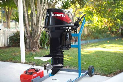 Tohatsu 70Hp 2 stroke Outboard Clontarf Redcliffe Area Preview