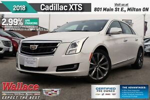 2017 Cadillac XTS HTD STS/RMT STRT/19S/DUAL-ZNE/PRK ASST