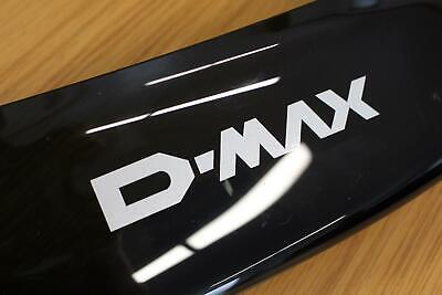 ISUZU D-MAX  - BONNET GUARD LETTERING DECAL - STICKER
