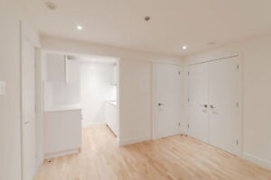 Des Pins & Clark - Milton Park -newly renovated studio apartment