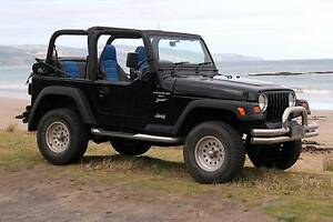 1999 Jeep Wrangler Convertible Apollo Bay Colac-Otway Area Preview