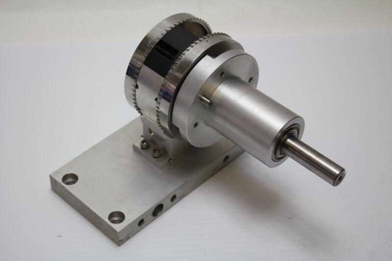 35mm Dual Flim Sprocket Assembly Motion Picture printer Sprocket Used