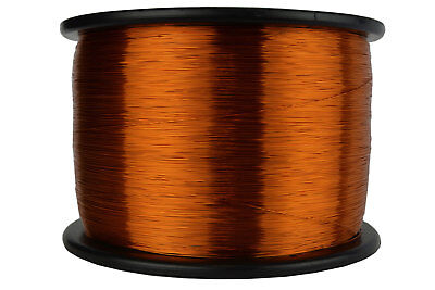 Temco Magnet Wire 28 Awg Gauge Enameled Copper 10lb 19880ft 200c Coil Winding