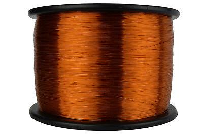 Temco Magnet Wire 28 Awg Gauge Enameled Copper 10lb 19880ft 200c Coil Winding
