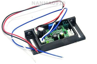 12V Power Supply Driver Board  for 635nm 638nm 50-500mw Orange-Red  Laser Diode