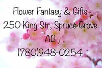 Flower Fantasy & Gifts NEW OWNERSHIP Flower Shop