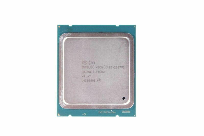 Intel Xeon CPU E5-2667 V2 3.30GHz 25MB Cache 8 Core LGA2011 Processor SR19W