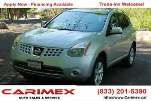 2008 Nissan Rogue SL AWD | Sunroof | Heated Seats | CERTIFIED