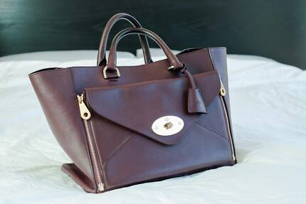 Mulberry bag , Willow Tote Silky Classic Calf