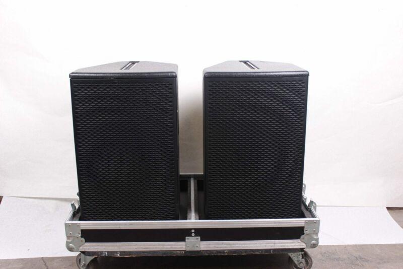EAW JFX260i Compact Full-Range Loudspeaker (Pair) w/ Road Case (1b)