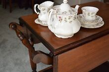 Antique Tea Trolly with fold-down side leaves Naremburn Willoughby Area Preview