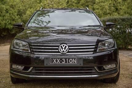 2013 MY13.5 Volkswagen Passat Wagon Diesel
