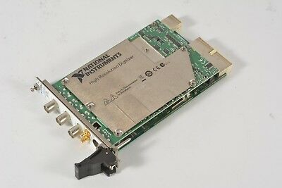 National Instruments Ni Pxi-5122 100 Mhz 100 Mss 14-bit Pxi Oscilloscope Usa