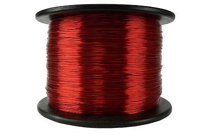 Temco Magnet Wire 22 Awg Gauge Enameled Copper 7.5lb 155c 3757ft Coil Winding