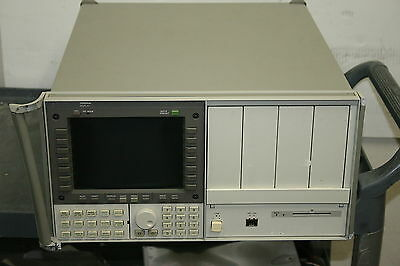 Hewlett Packard 7004a Display Mainframe For Parts Or Repair