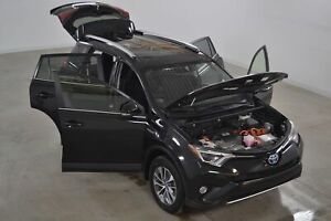2016 Toyota RAV4 Hybrid XLE 4WDi Mags*Toit Ouvrant*Camera Recul*