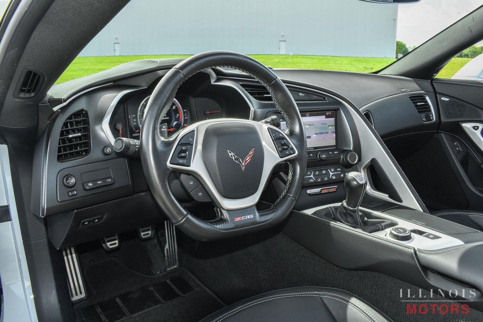 2019 Gray Chevrolet Corvette Z06  | C7 Corvette Photo 10