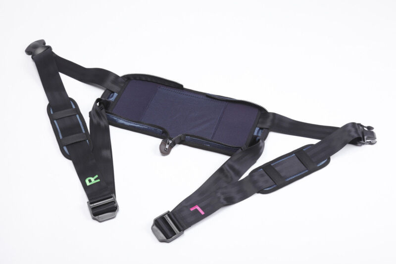 Everyway4all EverTrac Taiwan  LT100 Lumbar back support adjustable personal belt