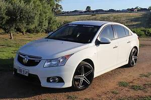 2012 Holden Cruze Sedan Greenwith Tea Tree Gully Area Preview
