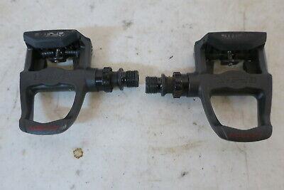 Forte Carbon - Forte EPS-R Carbon Pedals Black 260g