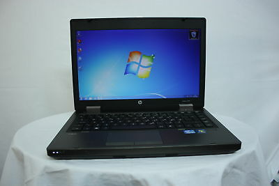 Cheap FAST Laptop HP Probook 6460B 4GB 250GB i3-2310M Windows 7 NORDIC KEYBOARD