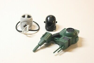 Spiral Zone Parts Lot Accessories Green Gray Vintage Tonka  More